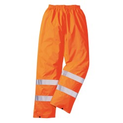 Spodnie ostrzegawcze przeciwdeszczowe