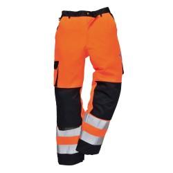 Spodnie ostrzegawcze Lyon
