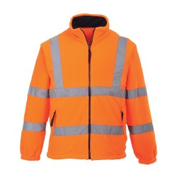 High Vis meshvoering Fleece
