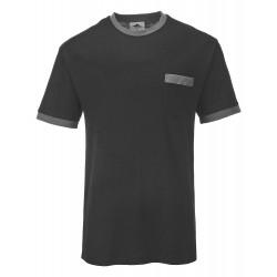 T-shirt kontrastowy Portwest Texo