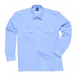 Pilot Shirt, Lange Mouwen