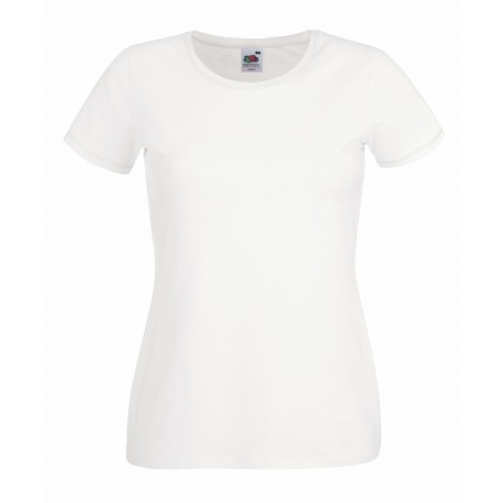 LADY-FIT CREW NECK T