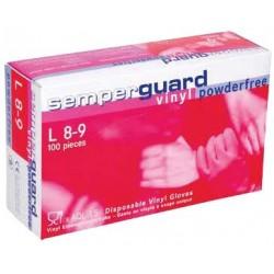 Handschoenen SEMPERGUARD® VINYL NEPUDR
