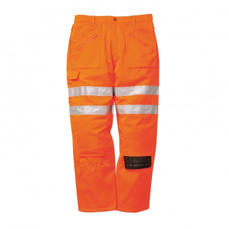 Spodnie bojówki kolejowe