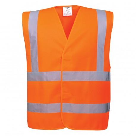 Hi-Vis Two Band & Brace Vest