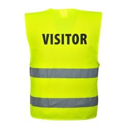 VISITOR Hi-Vis Vest
