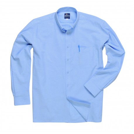 Oxford Shirt, Lange Mouwen Oxford Shirt