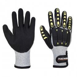 Anti Impact Snijbestendige Gevoerde Handschoen