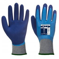 Vloeistofdichte High Risk Snijbestendige Handschoen