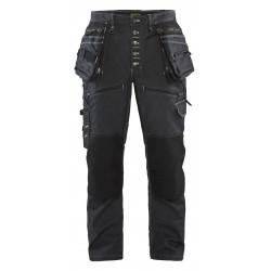 Spodnie rzemieślnicze ze stretchem X1900