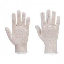 Handschoenen met gebreide Voering
