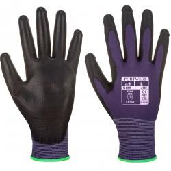 Touchscreen PU handschoenen