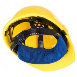 Verkoelende zweetband voor helmen