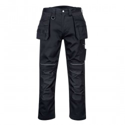 Spodnie bawełniane PW z kieszeniami kaburowymi