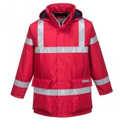 Bizflame Regen, antistatische en vlamvertragende jas