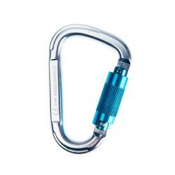 Aluminium Twis Lock karabijnhaak