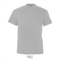 Męska koszulka V-neck