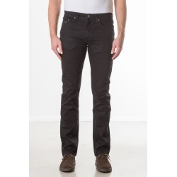 PANTS REGULAR STRETCH TWILL BLACK