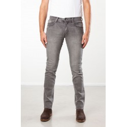 PANTS SLIM FIT STRETCH DENIM GREY DENIM