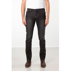 PANTS SLIM FIT STRETCH DENIM BLACK DENIM