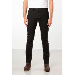 PANTS SLIM FIT STRETCH DENIM BLUE BLACK
