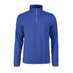 Frontflip fleece halfzip