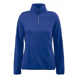 Frontflip fleece halfzip lady