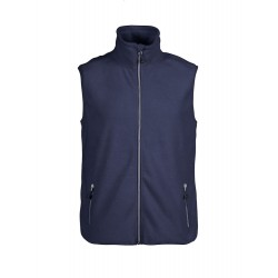 Sideflip fleece vest
