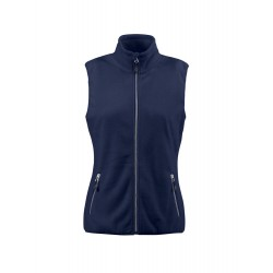 Sideflip lady fleece vest