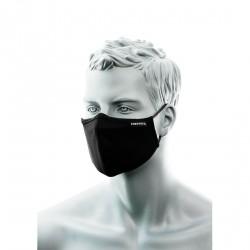 2-laags anti microbieel gezichtsmasker met neusbrug (Pk10)
